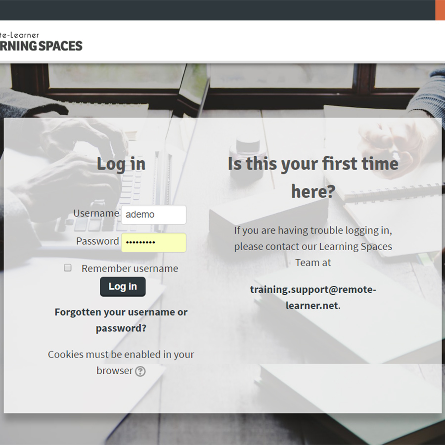 Course: Login Page Designs, Topic: ✸ Background Image Style