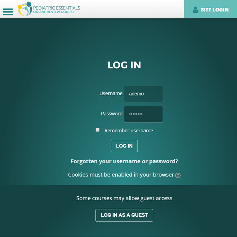 Login page with background image of people working